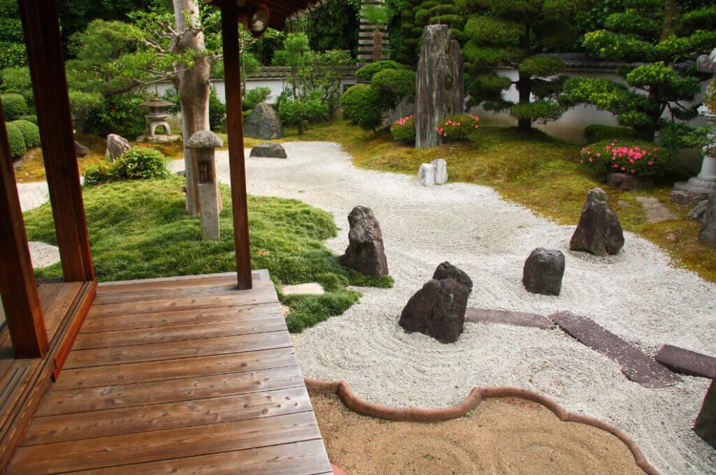 Gartengestaltung Wien Der japanische Garten