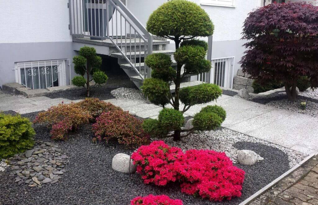 Japanischer Garten planen anlegen