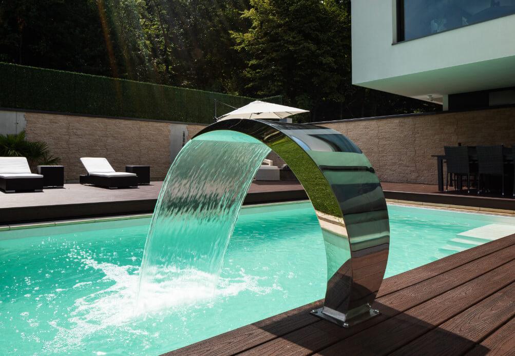 Poolbau und Gartengestaltung