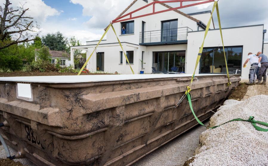 Secheli Pool Bauen Dienstleistungen fuer Haus Garten