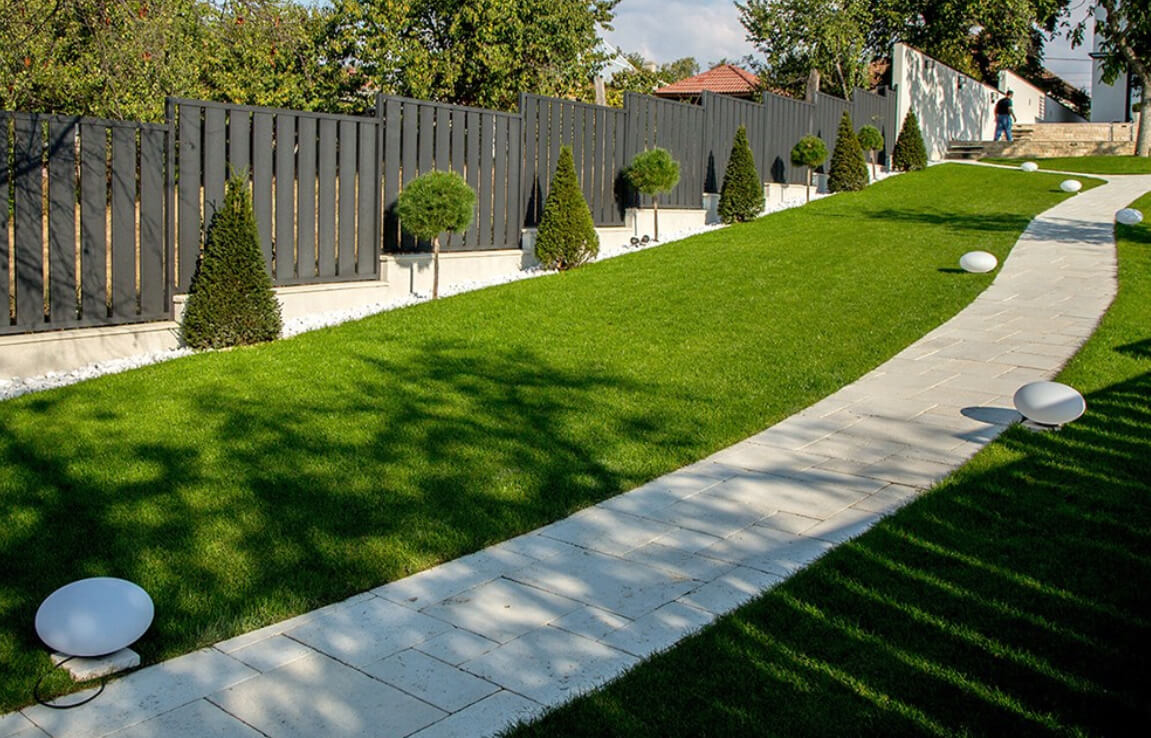 Gartengestaltung in 1020 Wien