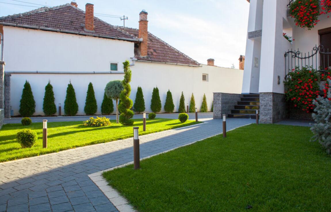 Neuanlage von Gärten in Wien